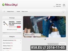 Miniaturka domeny fiskars24.pl