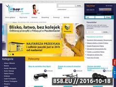 Miniaturka domeny fitbay.pl