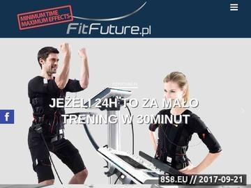 Zrzut strony Oferujemy trening personalny w Olsztynie