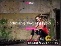 Miniaturka fitkat.pl (Trener personalny Fitkat)