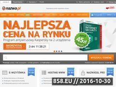 Miniaturka domeny www.fitland.pl