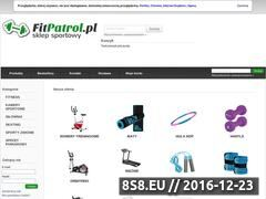 Miniaturka domeny www.fitpatrol.pl
