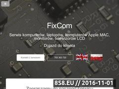 Miniaturka domeny fixcom.pl