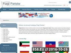Miniaturka Flagi Państw Świata - Katalog narodowych flag (www.flagipanstw.eu)