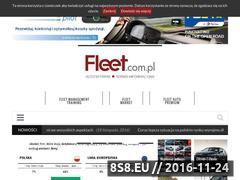 Miniaturka domeny fleet.com.pl