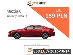 Miniaturka domeny fleetcenter.pl