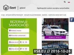 Miniaturka domeny fleetpoland.pl