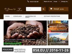 Miniaturka domeny flemming-cafe.pl