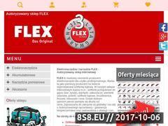 Miniaturka flex-sklep.pl (Polerka flex)
