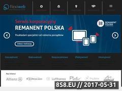 Miniaturka domeny www.flexiweb.pl
