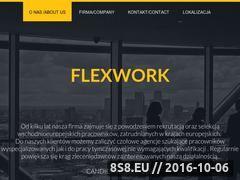 Miniaturka domeny www.flexwork.pl