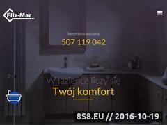 Miniaturka domeny www.flizmar.com.pl