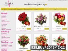 Miniaturka domeny www.floradelivery.pl