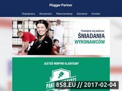 Miniaturka domeny www.fluggerpartner.pl