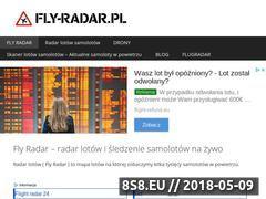 Miniaturka fly-radar.pl (Mapy radarowe)