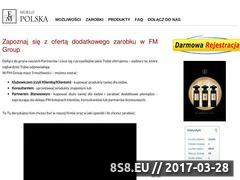 Miniaturka domeny www.fm4you.pl