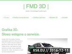 Miniaturka domeny www.fmd3d.pl