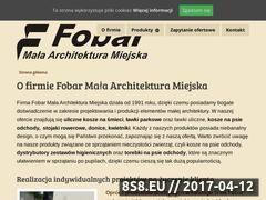 Miniaturka domeny fobar.pl