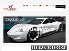 Miniaturka foliggo.com (Folie samochodowe do przyciemniania i autofolie)