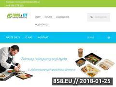 Miniaturka domeny foodandfit.pl