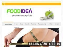 Miniaturka domeny foodidea.info