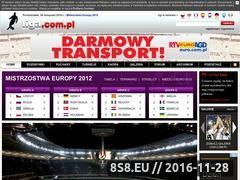 Miniaturka domeny www.footballclub.pl