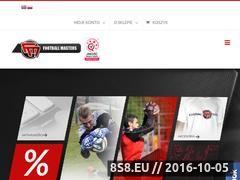 Miniaturka Sprzęt bramkarski (footballmasters.pl)