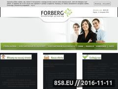 Miniaturka domeny forberg.pl