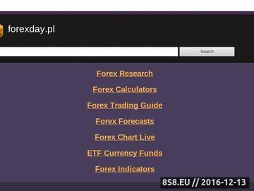 Zrzut strony Forum Forex