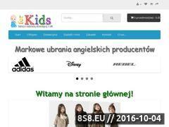 Miniaturka Ubrania dla dzieci i młodzieży z UK (forkids.czest.pl)