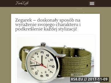 Zrzut strony FORKLIFT.NET.PL Części do wózków widłowych