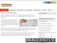 Miniaturka domeny forma-marketing.pl