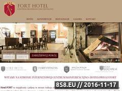 Miniaturka domeny www.forthotel.pl