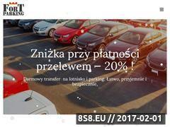 Miniaturka domeny fortparking.pl