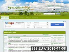 Miniaturka Forum Agroturystyka (forum.agroturystyczny24.pl)