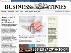 Miniaturka domeny forum.businesstimes.pl