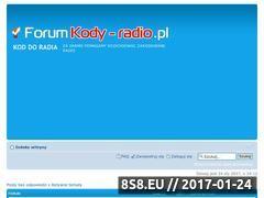Miniaturka domeny forum.kody-radio.pl