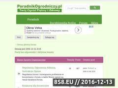 Miniaturka domeny forum.poradnikogrodniczy.pl