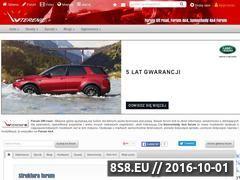 Miniaturka forum.wterenie.pl (Wiadomości offroad i imprezy samochodów offroad)