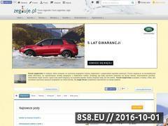 Miniaturka forum.zegluje.pl (Informacje dla żeglarzy)