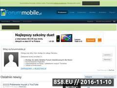 Miniaturka domeny forummobile.pl