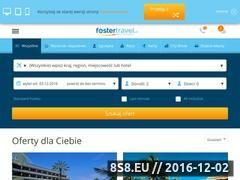 Miniaturka domeny www.fostertravel.pl