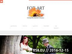 Miniaturka domeny fot-art.pl