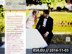 Miniaturka domeny foto-gold.pl