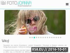 Miniaturka domeny www.foto-joanna.pl