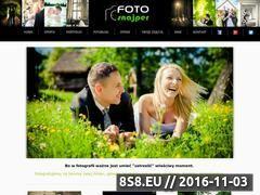 Miniaturka domeny www.foto-snajper.pl