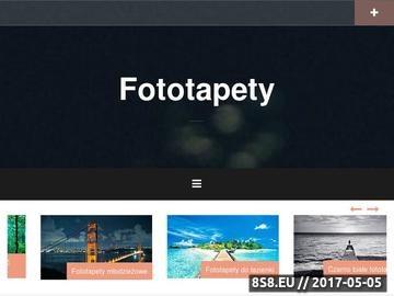 Zrzut strony Stylowe i trwałe fototapety - ogromny wybór wzorów