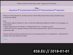 Miniaturka fotoedit.pl (Kadrowanie, przycinanie i skalowanie zdjęć)
