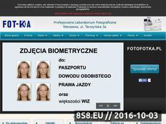 Miniaturka domeny fotofotka.pl
