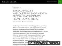 Miniaturka domeny fotografbydgoszcz.org.pl